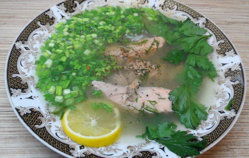 Дієта Шість пелюсток, меню на кожен день – рибний день
