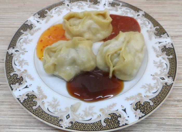 Соковиті манти з м'ясом в пароварці – класичний рецепт
