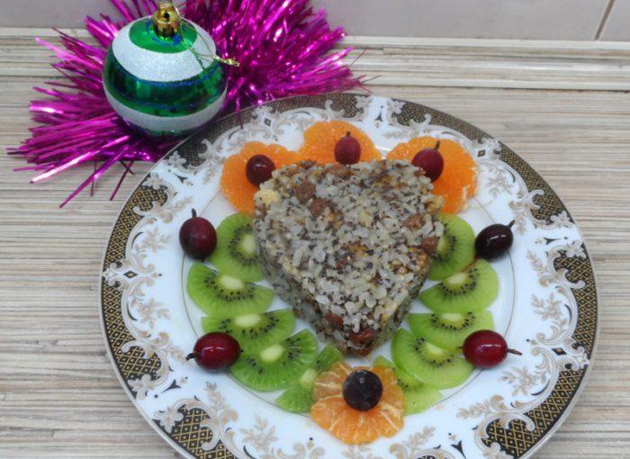 Різдвяна кутя з рису – традиційна страва на Різдво