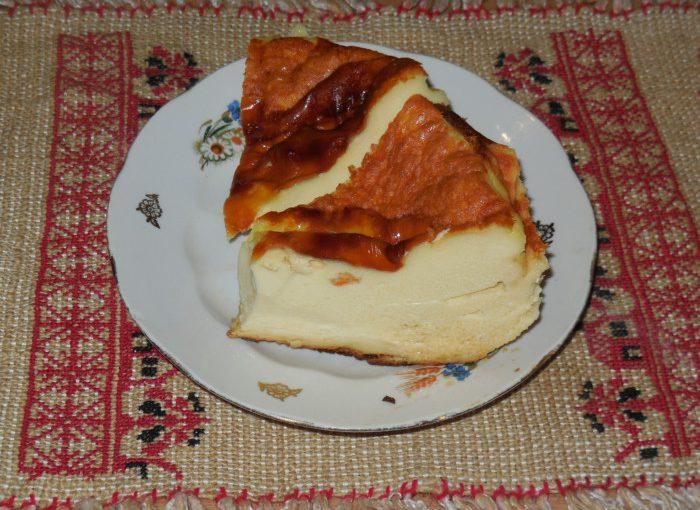 Молозиво в духовці - смачна запіканка з молозива і яєць