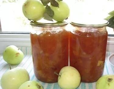 Повидло з білого наливу – рецепт заготовки на зиму домашнього яблучного повидла