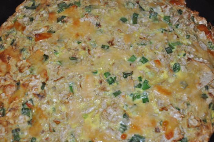 Маца з яйцями і молоком чи то преженіца – традиційна страва на Песах