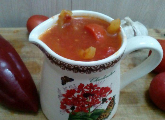 Лечо з болгарського перцю з оцтом – казахський рецепт домашньої заготовки на зиму
