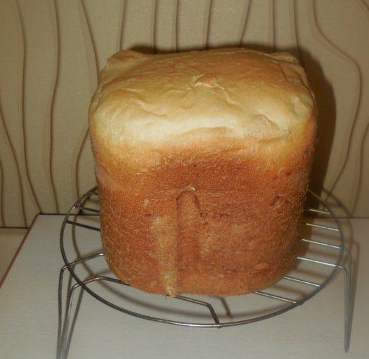 Домашній хліб з сиром в хлібопічці