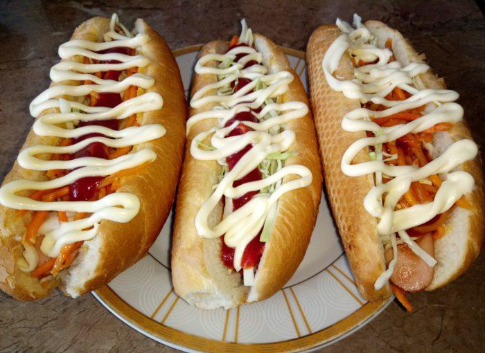 Домашній хот-дог в булочці – як приготувати хот-дог в домашніх умовах