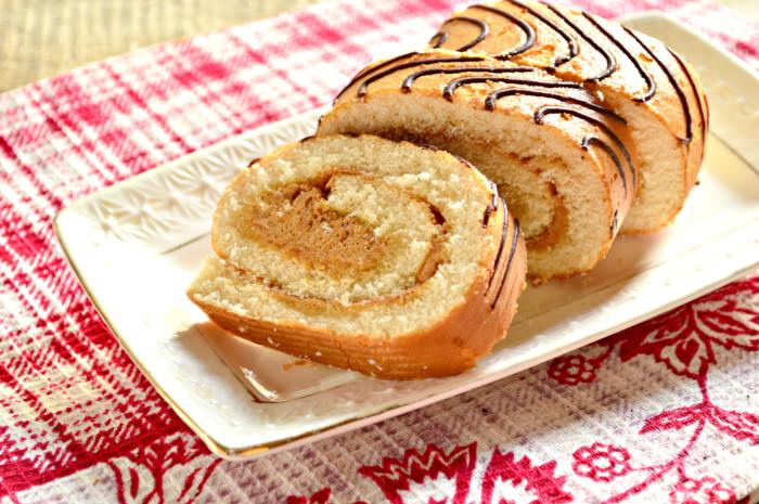 Пісна кавова глазур для торта, рулету та інших десертів