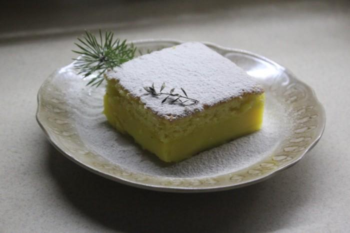 Розумне тістечко – саме при випічці ділиться на шари