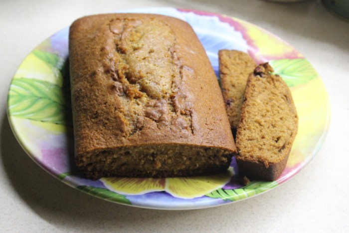 Смачний імбирний кекс із медом у духовці