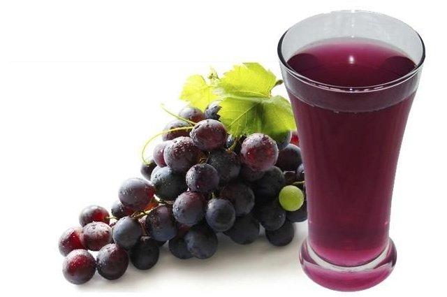 Як приготувати смачний морс з винограду на зиму, і в чому його користь