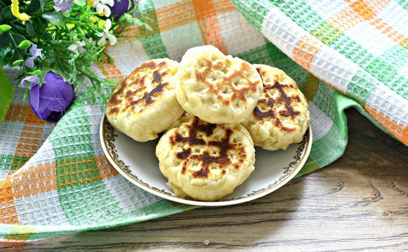 Смажене печиво на сковороді без форми – швидке і смачне