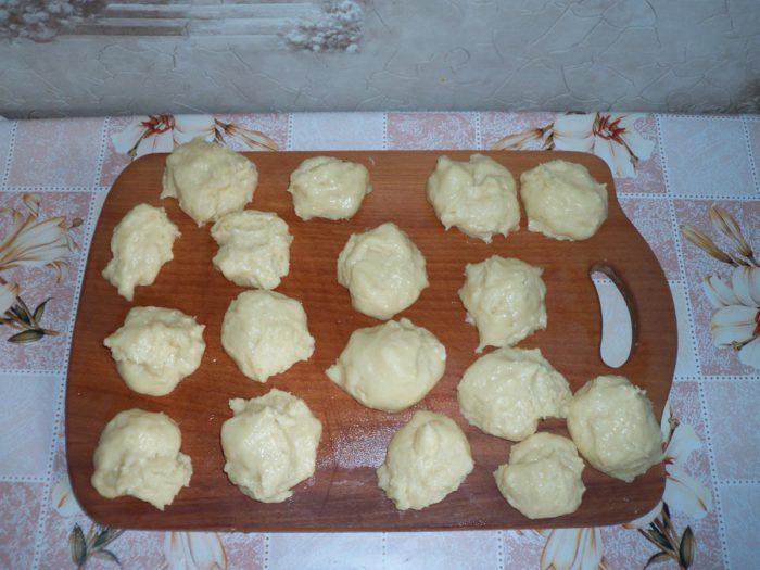 Швидке домашнє печиво на кефірі