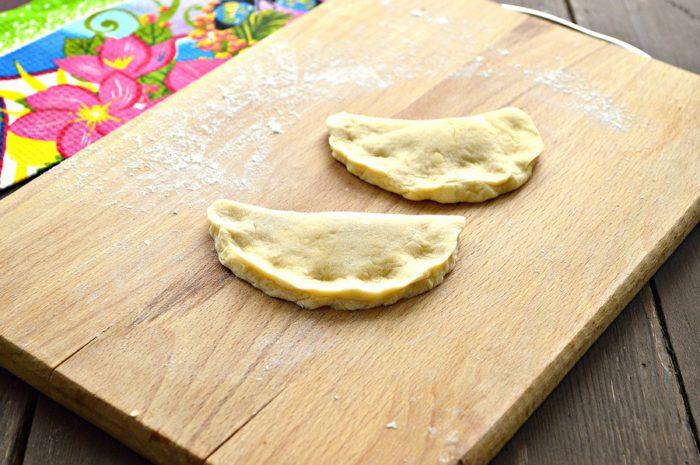 Смажені булочки на сковороді