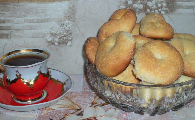 М'яке печиво на кефірі – простий і швидкий рецепт в духовці