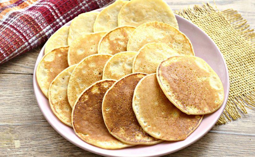 Коймак – башкирські млинці з особливого тіста