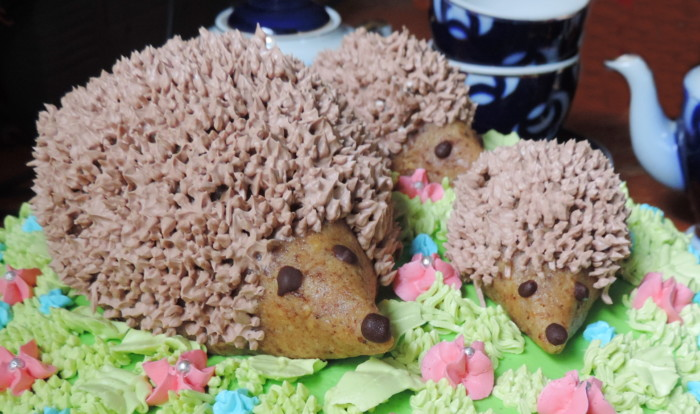 Тістечко Їжачок – смачне домашнє тістечко з печива або бісквітної крихти