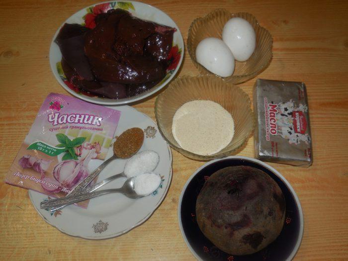 Печінковий суфле в духовці