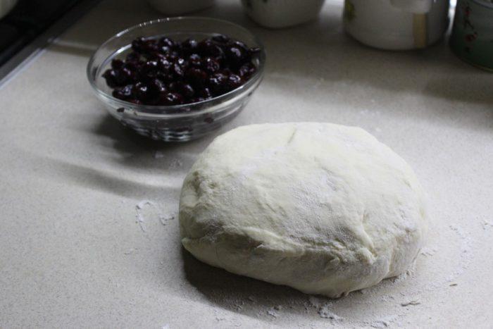 Дріжджове тісто на вареники в хлібопічці