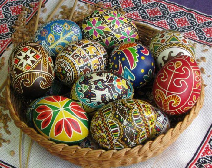 Чому на Великдень фарбують яйця - історія пасхального яйця