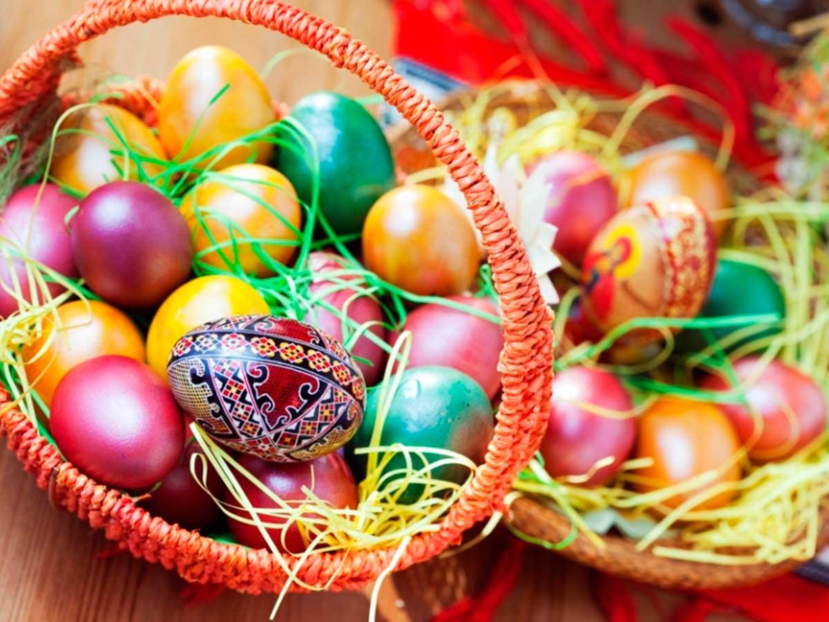 Історія Великоднього яйця - навіщо на Пасху красять яйця