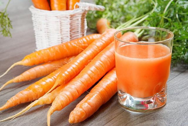 Морквяний сік на зиму – вітаміни круглий рік: рецепт приготування в домашніх умовах