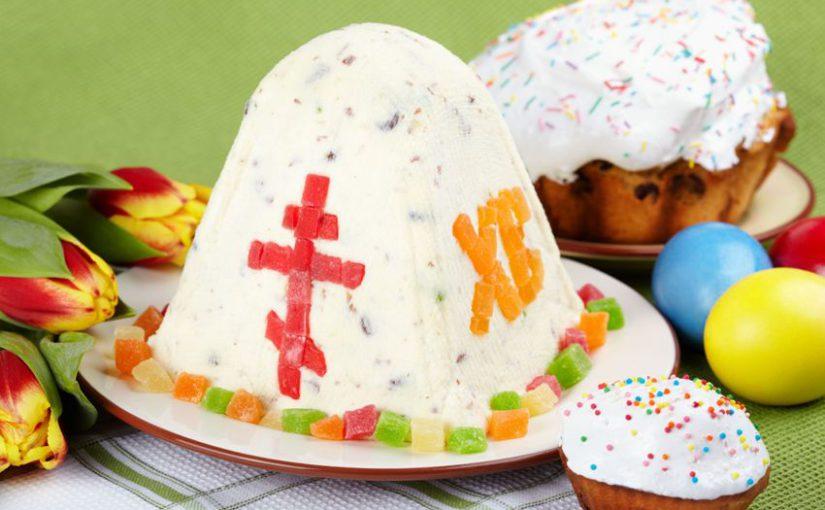 Великодня сирна паска – як правильно готувати паски з сиру на Великдень