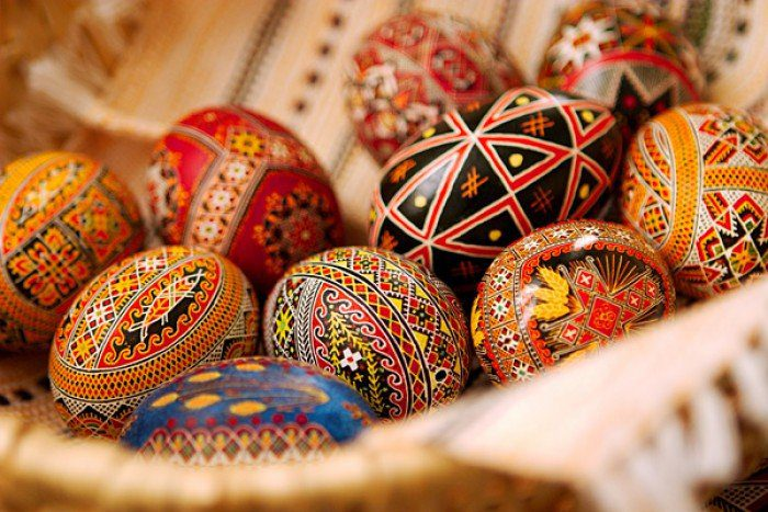 Українська писанка традиційна та сучасна