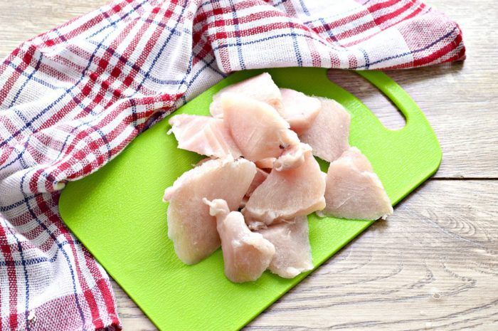 Курячі пельмені домашні - смачні та соковиті