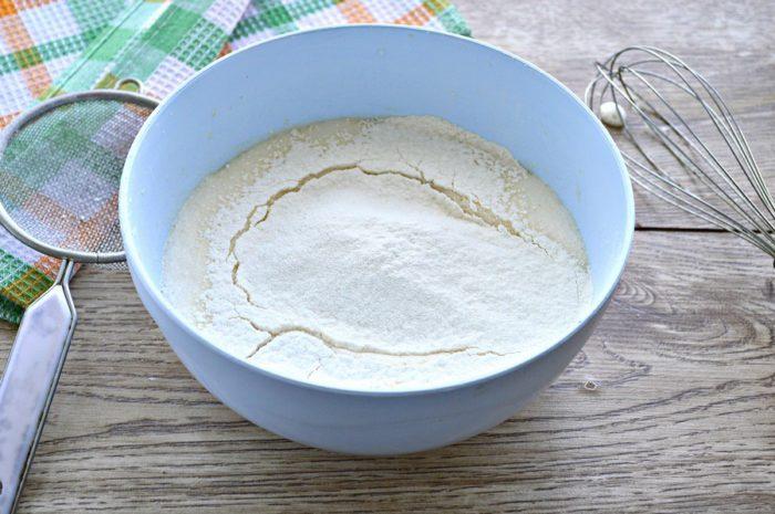 Млинці з цільнозернового борошна на молоці і воді