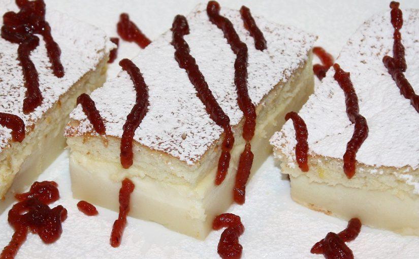 Розумний пиріг: одне тісто – три шари