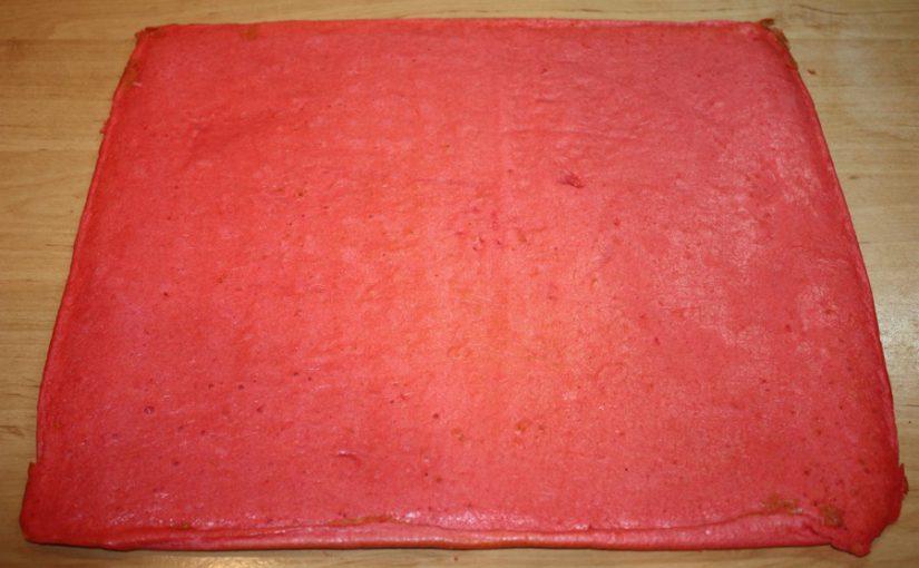 Еластичний японський бісквіт – для прикраси торта чи для рулету