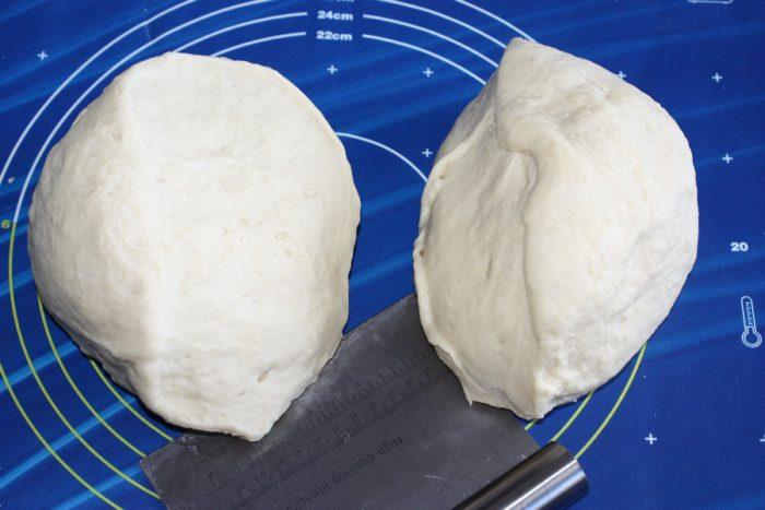 Солодке здобне дріжджове тісто для пасок та булочок