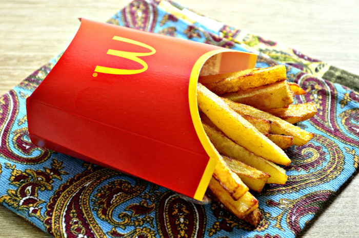 Домашня картопля фрі як в Макдональдсі – швидко та смачно