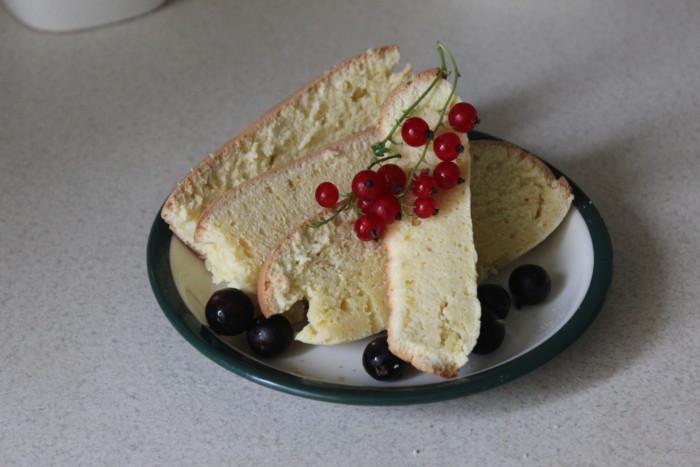 Лимонний кекс в хлібопічці – простий і смачний десерт