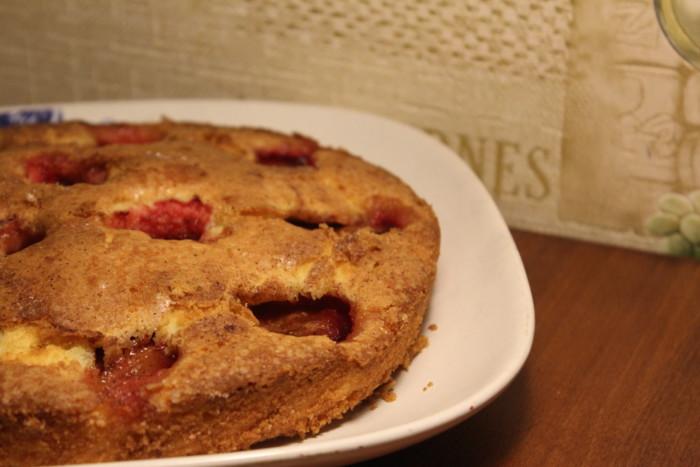 Американський сливовий пиріг з газети New York Times