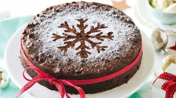 Новорічне оформлення тортів в домашніх умовах - святково, просто, гарно та смачно
