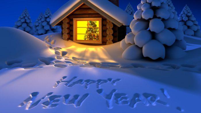 Зимова природа - картинки і широкоформатні фото-шпалери зимової природи - кращі новорічні заставки на комп'ютер