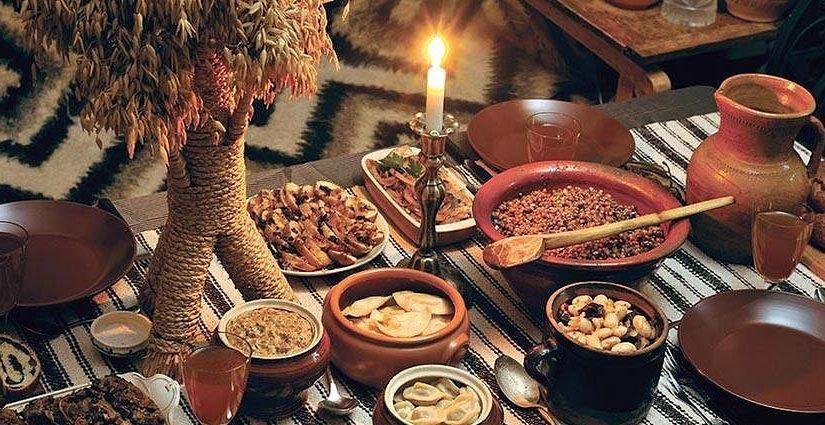 Основні страви на Святвечір - пісні рецепти 12 страв на Різдво 2019