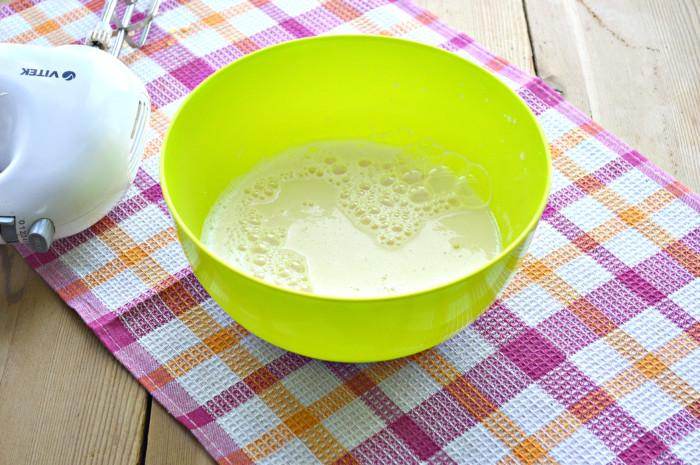 Смачні млинці на йогурті