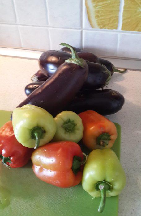 Баклажани в томаті на зиму