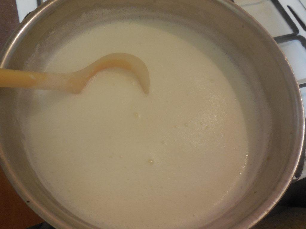 Молочна каша з саго