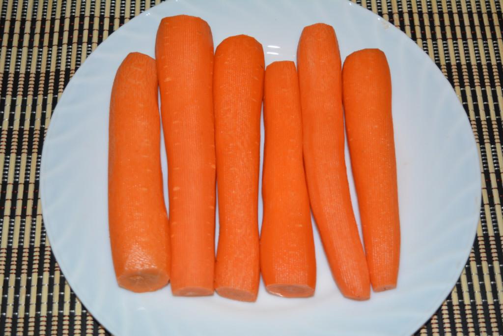 морквяні котлети