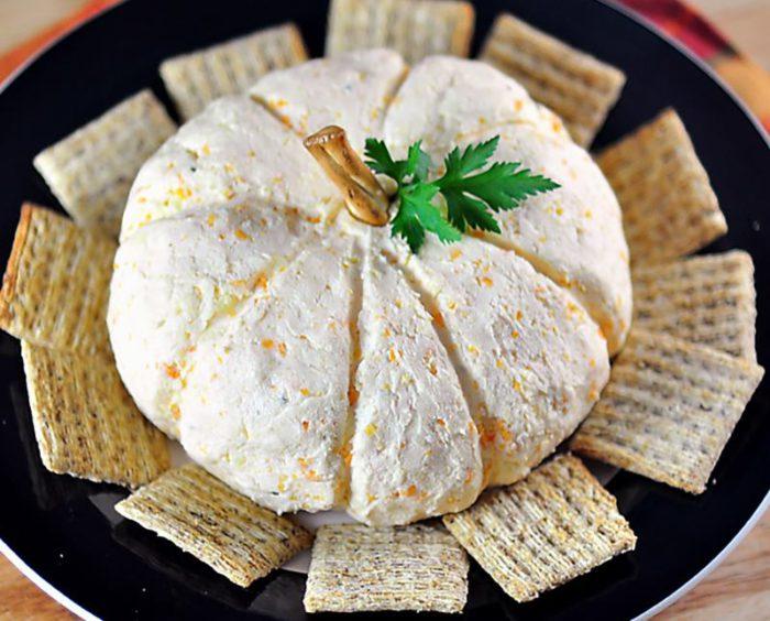 Гарбуз з сиру
