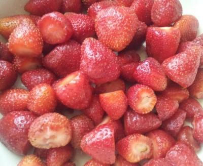 Варення джем з полуниці