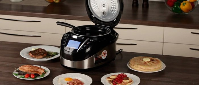 Яку мультиварку купити для дома - як вибрати і користуватися мультиваркою на кухню, фото і відео
