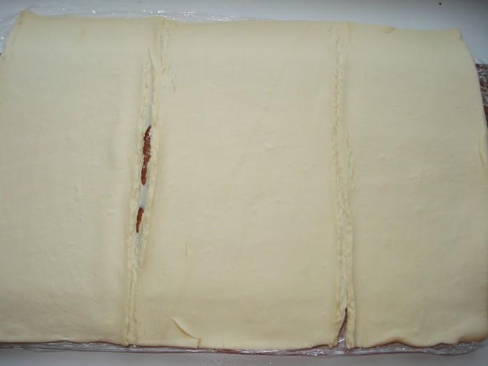 Смачний торт Наполеон із заварним кремом