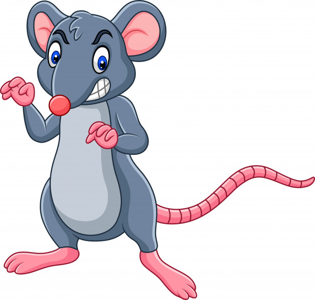 Сучасні малюнки з мишками