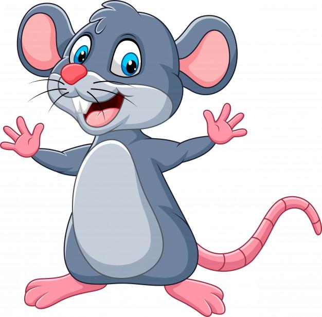 Красиві намальовані картинки з мишами