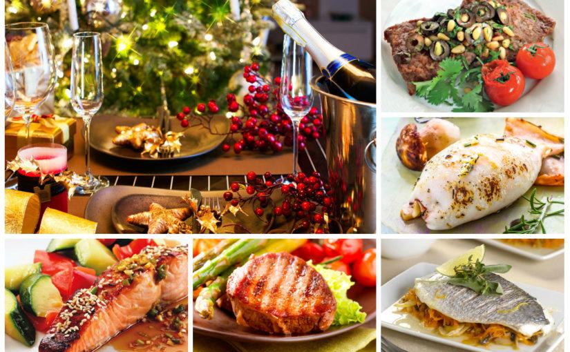 Гарячі страви на Новий рік - кращі новорічні гарячі закуски м'ясні та пісні