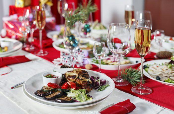 Новорічне меню - що готувати на Новий рік цікаве, просте і смачне