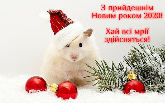 Листівки знаступаючим Новим роком!